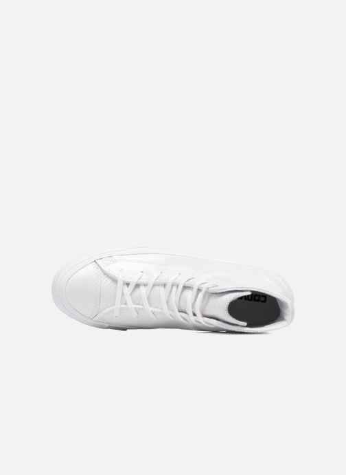 Converse Chuck Taylor All Star Iridescent Leather Leather Leather Hi (Bianco) - scarpe da ginnastica chez | Qualità E Quantità Assicurata  759aca