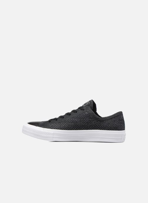 Sneakers Converse Chuck Taylor All Star Ox Flyknit Multi Zwart voorkant