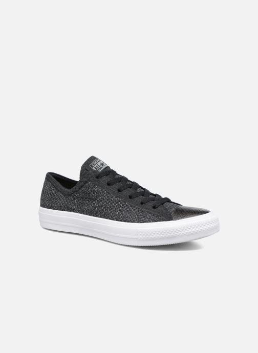 Sneakers Converse Chuck Taylor All Star Ox Flyknit Multi Zwart detail