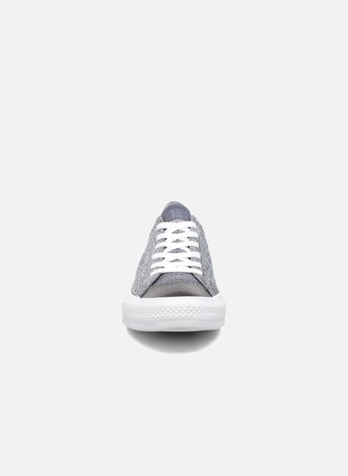 Sneakers Converse Chuck Taylor All Star Ox Flyknit Multi Grijs model
