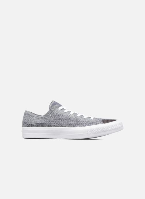 Sneakers Converse Chuck Taylor All Star Ox Flyknit Multi Grijs achterkant