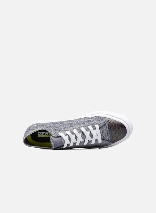 Sneakers Converse Chuck Taylor All Star Ox Flyknit Multi Grijs links