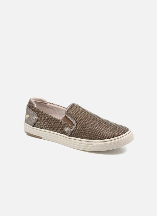 Trainers Mustang shoes Semile Silver detailed view/ Pair view