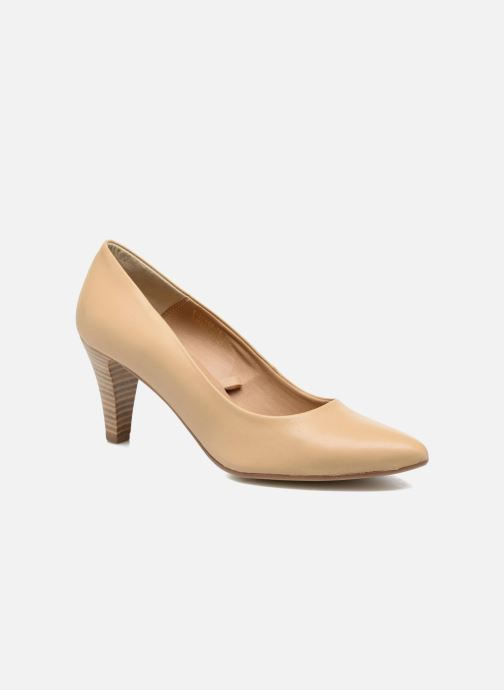 High heels S.Oliver Jacob Beige detailed view/ Pair view
