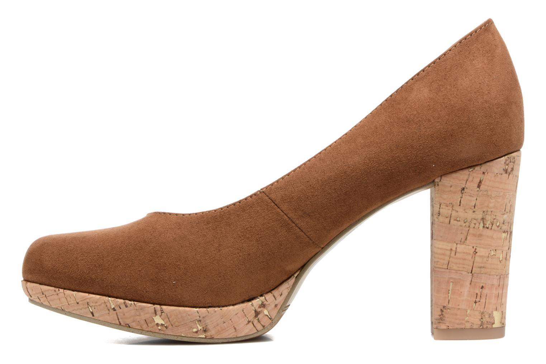 Zapatos de tacón S.Oliver Petrus Marrón vista de frente