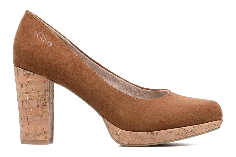Zapatos de tacón S.Oliver Petrus Marrón vistra trasera