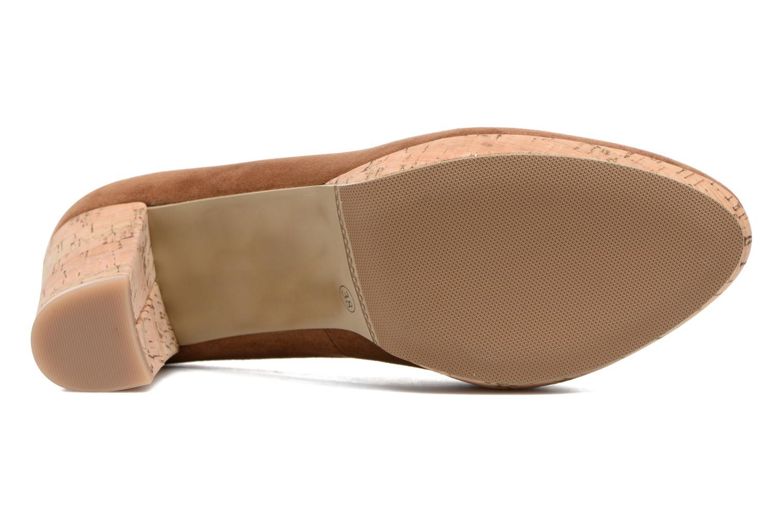 Zapatos de tacón S.Oliver Petrus Marrón vista de arriba