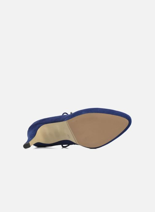 High heels S.Oliver Valentina Blue view from above