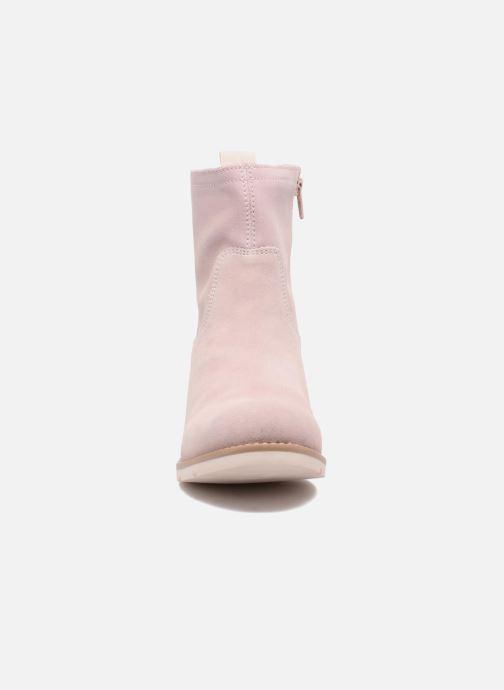 Bottines et boots S.Oliver Mika Rose vue portées chaussures