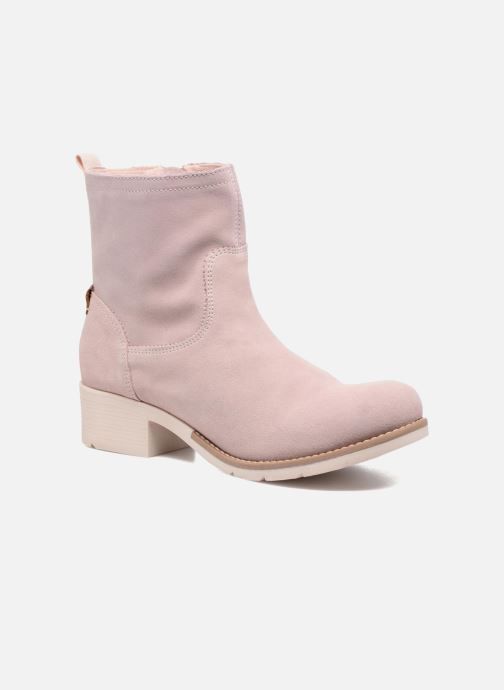 Ankle boots S.Oliver Mika Pink detailed view/ Pair view