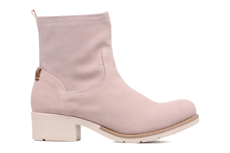 Boots en enkellaarsjes S.Oliver Mika Roze achterkant