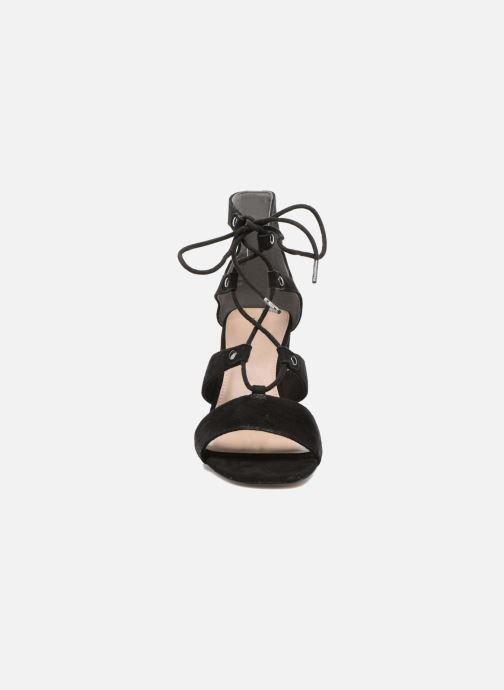 Sandales et nu-pieds S.Oliver Paula Noir vue portées chaussures
