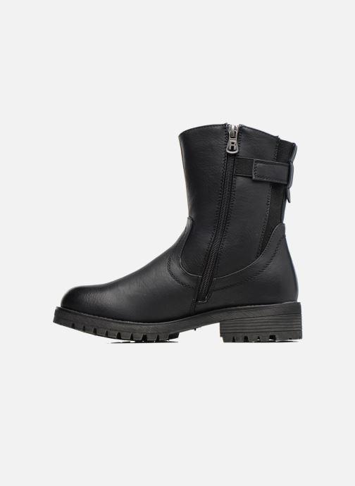 Bottines et boots Refresh Burdas Noir vue face