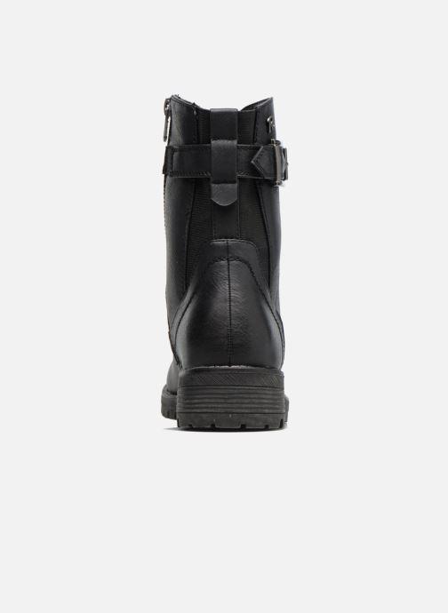 Bottines et boots Refresh Burdas Noir vue droite