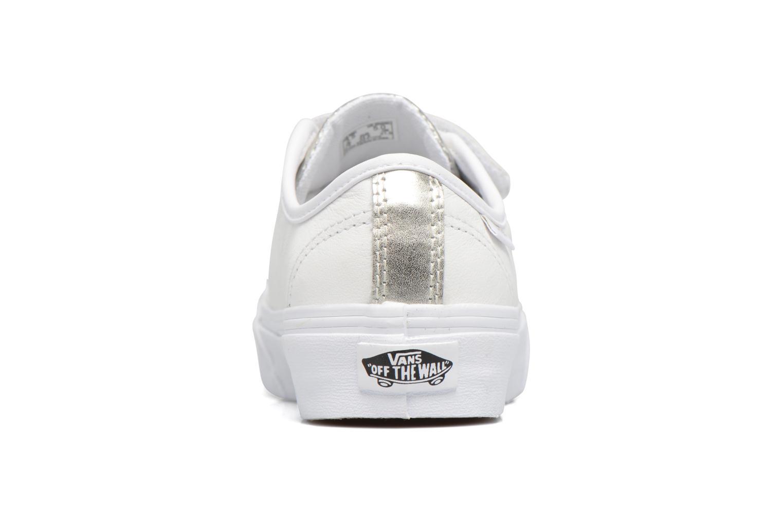 Baskets Vans Prison Issue 2 E Blanc vue droite