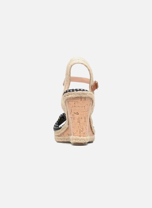 Espadrilles Dorothy Perkins Robyn Black view from the right