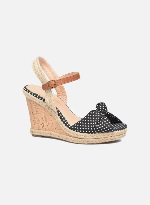 Espadrilles Dorothy Perkins Robyn Black detailed view/ Pair view