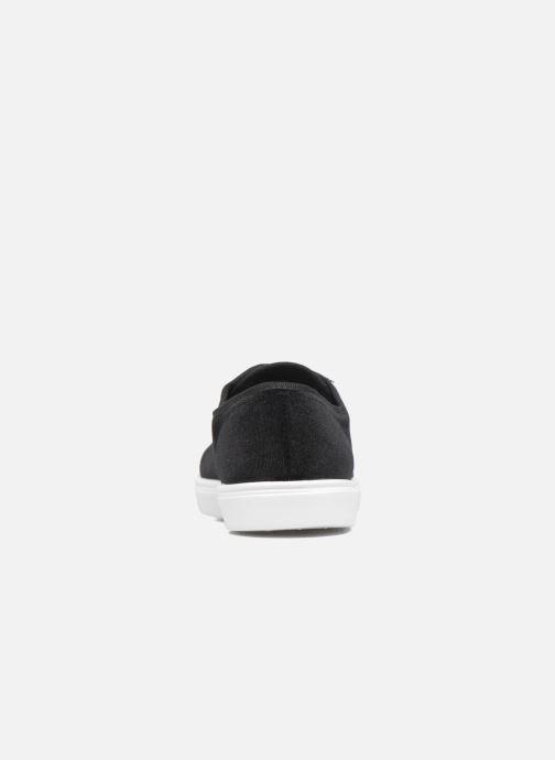 Sneakers Georgia Rose Evola Nero immagine destra