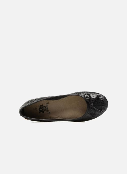 Ballet pumps Xti Chapi 53798 Black view from the left