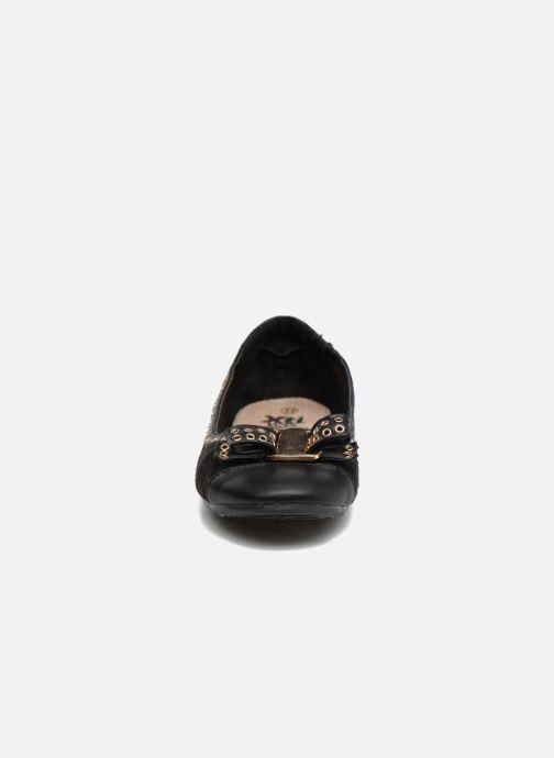 Ballerines Xti Helpa 53834 Noir vue portées chaussures