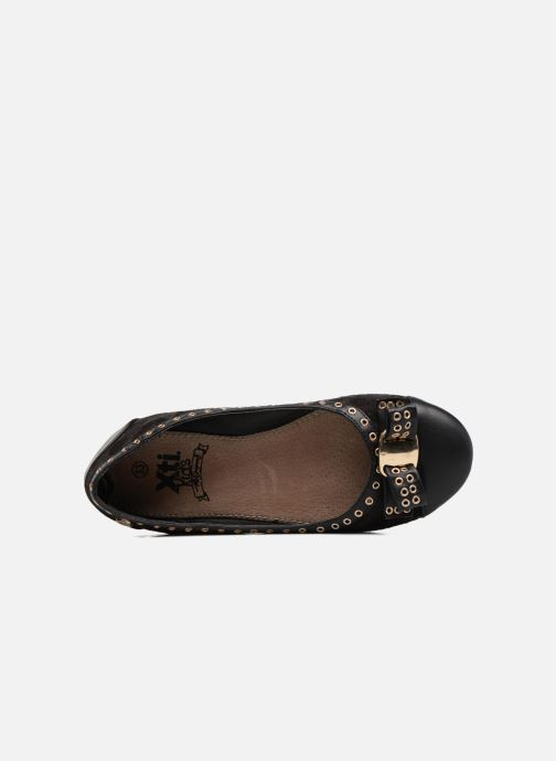 Ballet pumps Xti Helpa 53834 Black view from the left