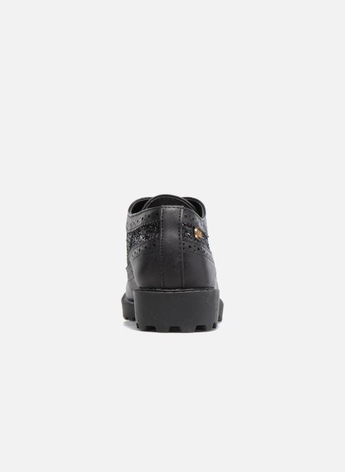 Zapatos con cordones Xti Mistic 53838 Negro vista lateral derecha