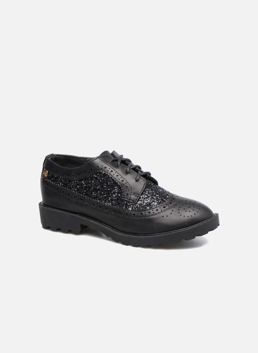 Chaussures à lacets Xti Mistic 53838 Noir vue détail/paire