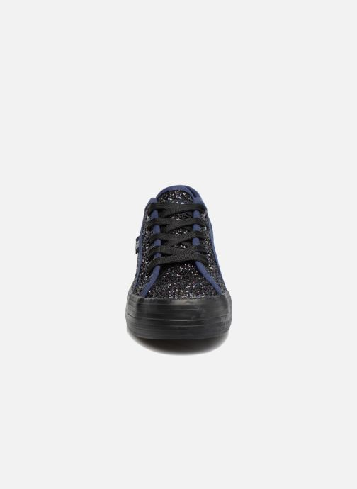 Baskets Xti Segi 53954 Bleu vue portées chaussures