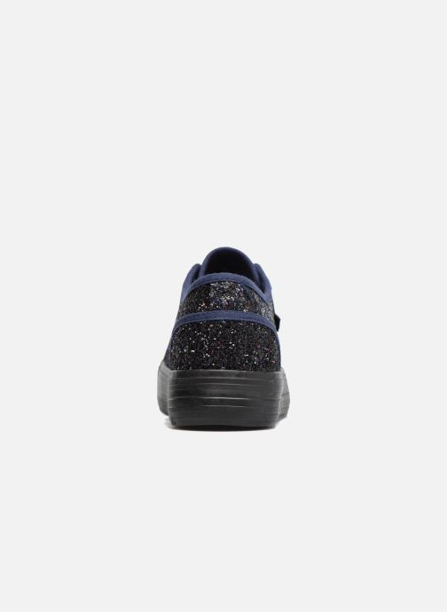Baskets Xti Segi 53954 Bleu vue droite