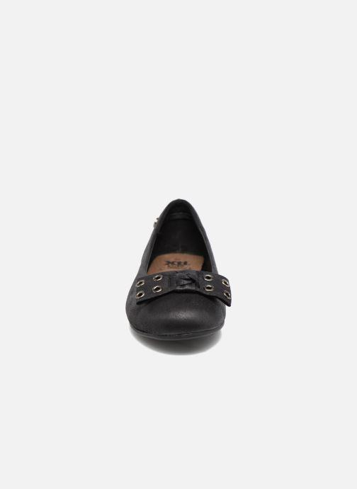 Ballerinas Xti Claira 53971 schwarz schuhe getragen