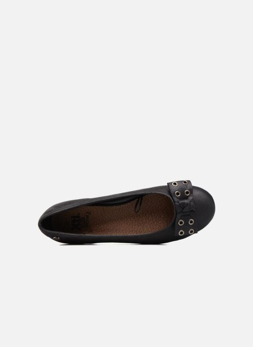 Ballet pumps Xti Claira 53971 Black view from the left