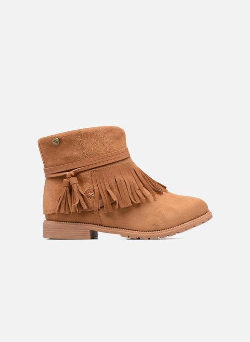 Ankle boots Xti Clementina 53992 Brown back view