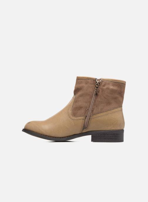 Bottines et boots Xti Dixi 46010 Beige vue face