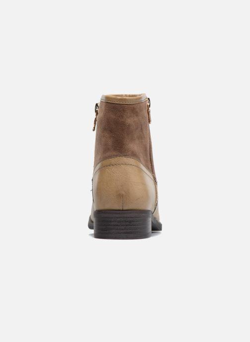 Bottines et boots Xti Dixi 46010 Beige vue droite