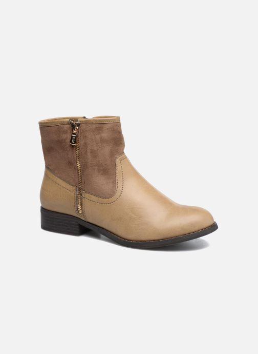 Bottines et boots Xti Dixi 46010 Beige vue détail/paire