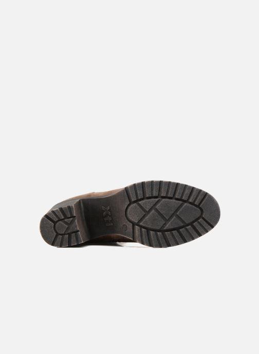 Bottines Boots Et Xti 46252 Ninau Sarenza Chez 311103 beige qwzxP7t