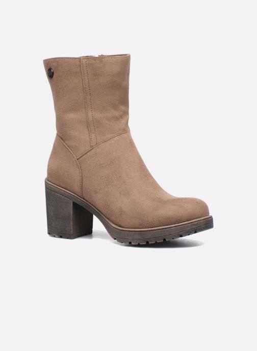 b4038406 Xti Ninau 46252 (Beige) - Ankle boots chez Sarenza (311103)