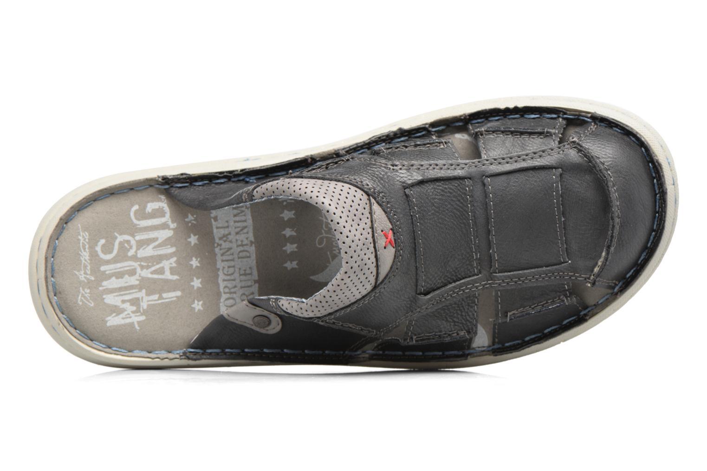 Sandales et nu-pieds Mustang shoes yri Gris vue gauche