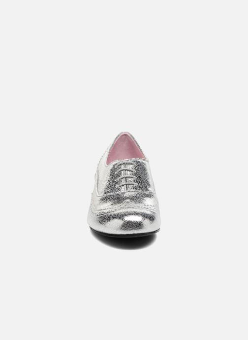 Chaussures à lacets Annabel Winship Uber Argent vue portées chaussures