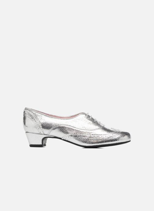 Chaussures à lacets Annabel Winship Uber Argent vue derrière