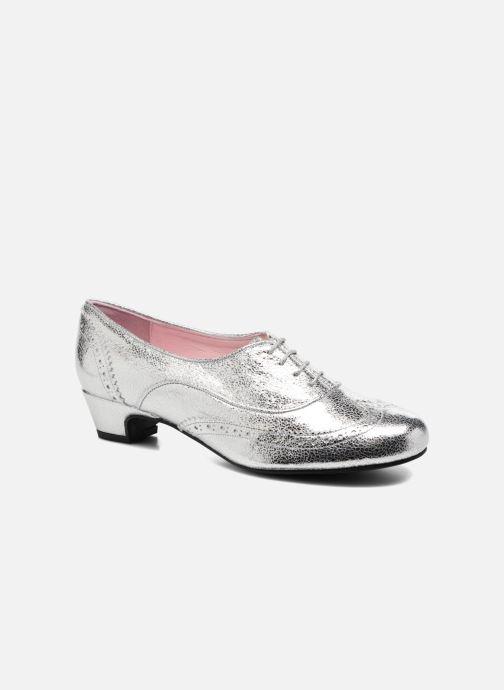 Chaussures à lacets Annabel Winship Uber Argent vue détail/paire