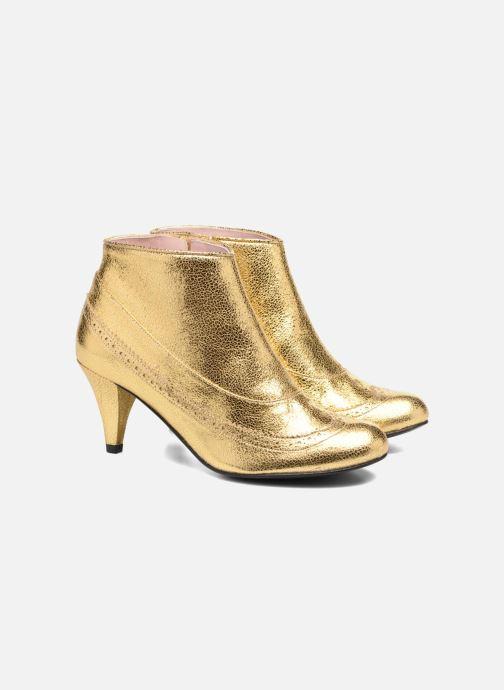 Boots en enkellaarsjes Annabel Winship Uptown Goud en brons 3/4'