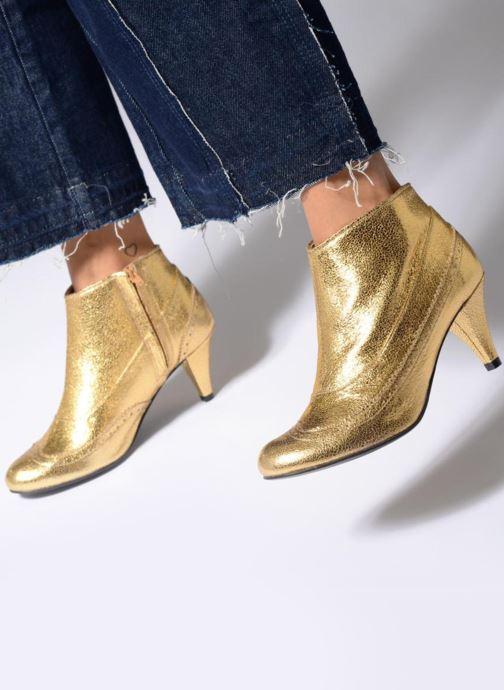 Boots en enkellaarsjes Annabel Winship Uptown Goud en brons onder
