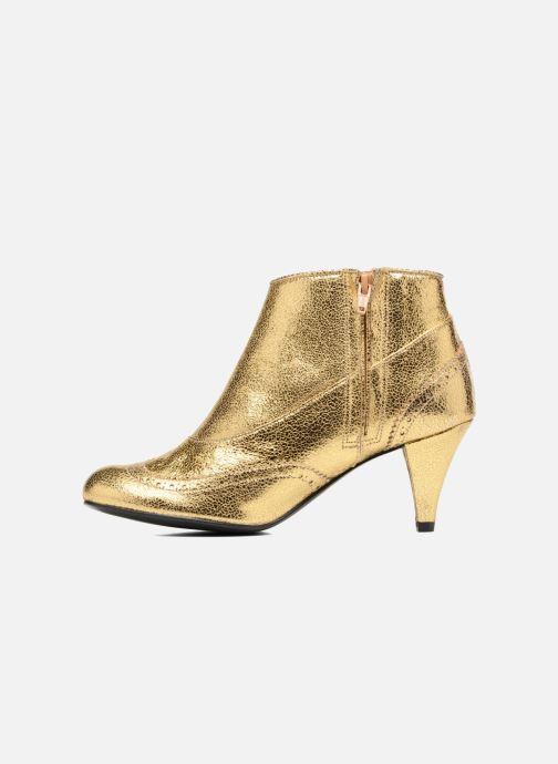 Boots en enkellaarsjes Annabel Winship Uptown Goud en brons voorkant