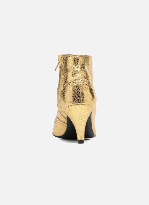 Boots en enkellaarsjes Annabel Winship Uptown Goud en brons rechts