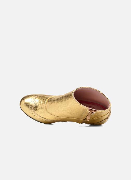 Boots en enkellaarsjes Annabel Winship Uptown Goud en brons links