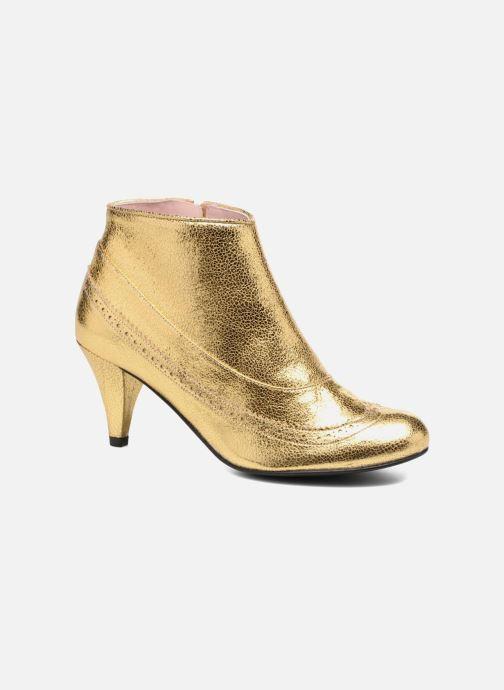 Boots en enkellaarsjes Annabel Winship Uptown Goud en brons detail