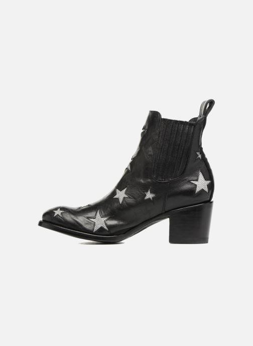 Bottines et boots Mexicana Circus 2 Noir vue face