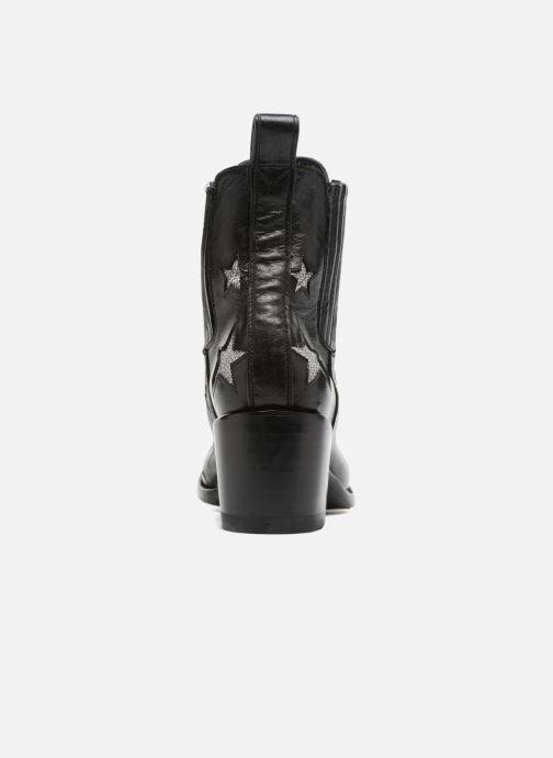 Bottines et boots Mexicana Circus 2 Noir vue droite