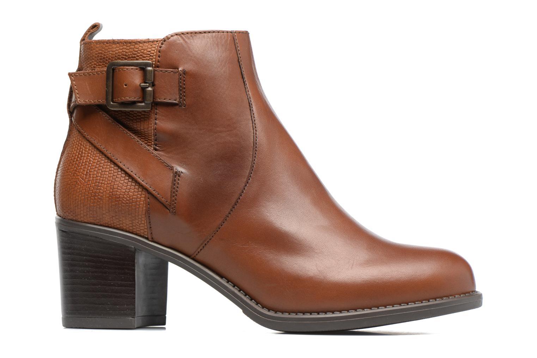 Bottines et boots Georgia Rose Aloas Marron vue derrière